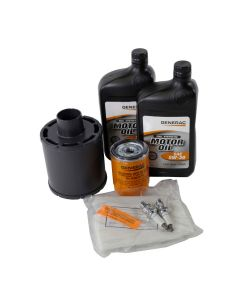 Generac Maintenance Kit for 10kW 530cc Engine Home Standby Generator  0J57660SSM