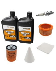 Generac Maintenance Kit for 12kW - 18 kW Generac Generator Built prior to 2013  0J576700SM